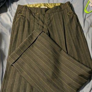 Women's wide legged trousers